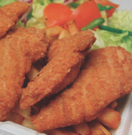 Chicken Strip and Nuggets